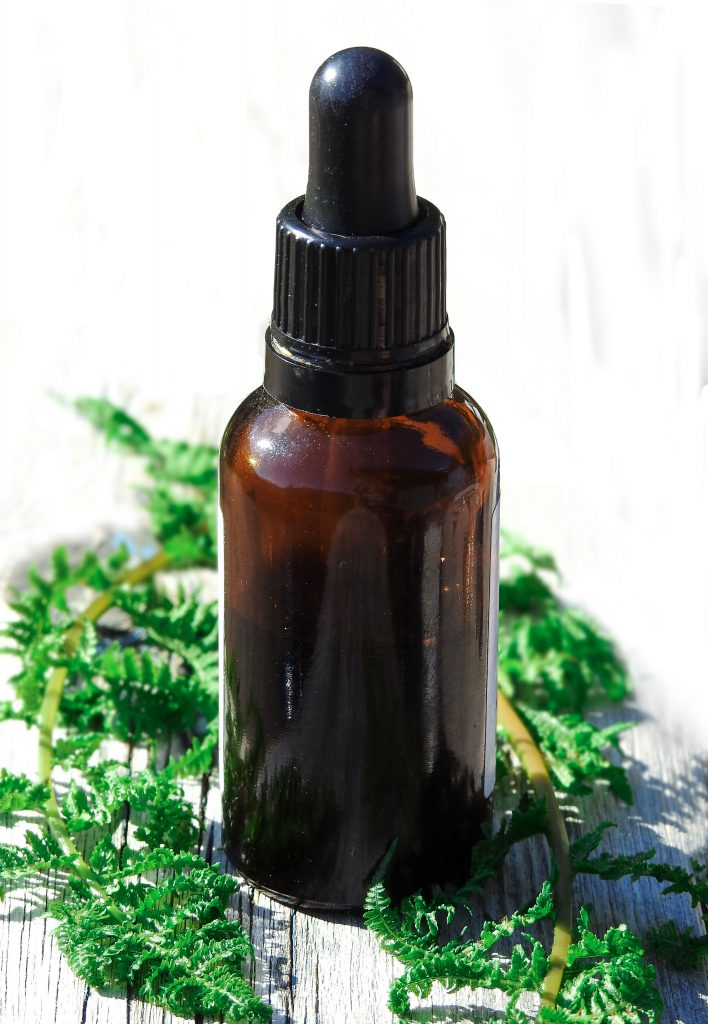 essential oils for colds roller ball