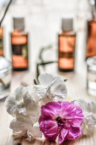 Essential oils for colds