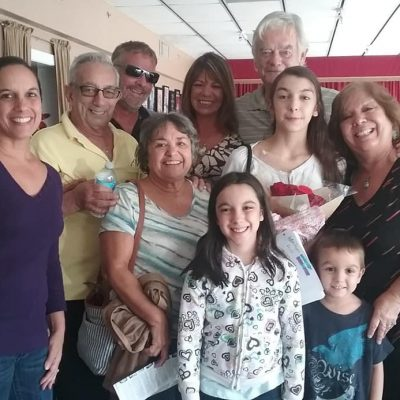 Grandparents' Roles in Family Legacy Stories